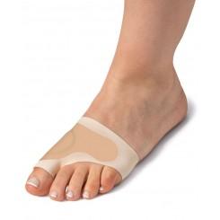 Knystbeskytter med elastisk stof 1 stk.