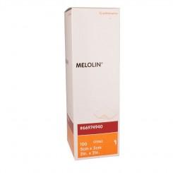 Melolin 5X5 cm.