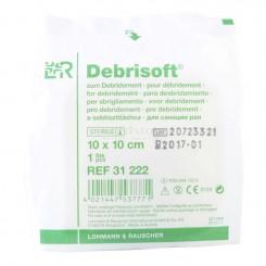 Debrisoft 10X10 cm.