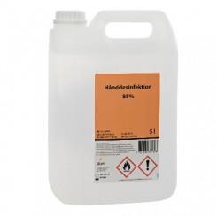 Hånddesinfektion flydende Plum 5000 ml.