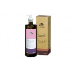 Pino Massageoil Lavendel Malve 500 ml.