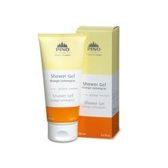 Showergel orange/lemongras