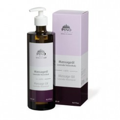 Pino Massageolie Lavendel 500ml.