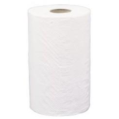Håndklæderulle hvid