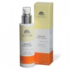 Pino Massageolie Orange/Citrongræs 100 ml.