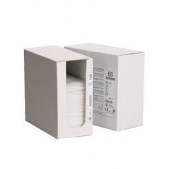 Swiss File med klæb sterile , korn 100 fine