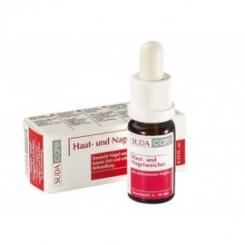 Hud og Negle blødgøre 10 ml. Süda Care