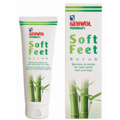 Gehwol Fusk. Soft Feet Peeling 125 ml.