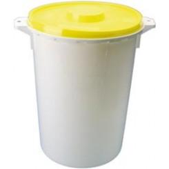 Kanylspand med låg 21 liter