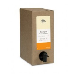 Pino massageolie. Orange/lemongræs 3L