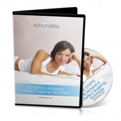 6 Steps to Achieve a Perfect Sugaring Technique DVD