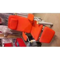 Blodprøvestol hydraulisk