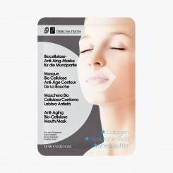 Timeless Bio cellulose Anti-aging mund maske