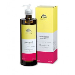 Pino Massageolie Lemon/Hibiscus 500 ml.