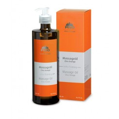 Pino Massageolie Chia/Orange 500 ml.
