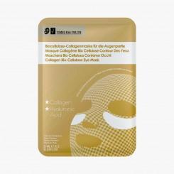 Timeless maske collagen bio cellulose til øje/sæt