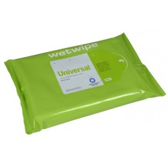Wet Wipe Universal Maxi pk. af 20 klude 43X30 cm.