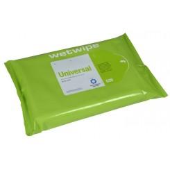 Wet Wipe Universal Maxi karton af 12 pk.