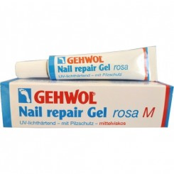 Nail repair gel rosa ,5 ml. Gehwol
