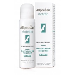 Allpressan Diabetic,Intense 10% 125 ml.