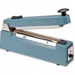 Posesvejser 300 mm med kniv, blå farve