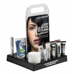 Refectocil Lash and Brow Bar Display med indhold