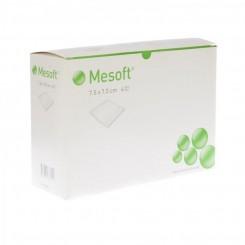 Mesoft non-woven kompress 7,5 X7,5 cm. 30 breve