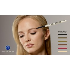 Goldeneye fineLiner Dark brown