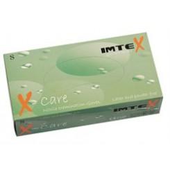 Nitril handske lilla X-Care 100 stk. /æsk.