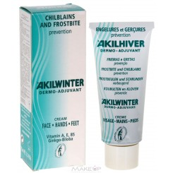 Akileine Vinter Creme 75 ml.