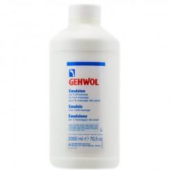 Gehwol Emulsion fodmassage creme 2 liter