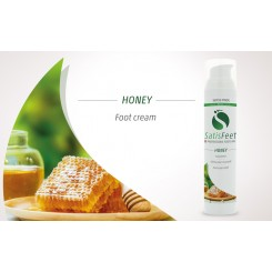 SatisFeet Honning Creme (Honey)