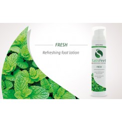 SatisFeet Fresh Lotion