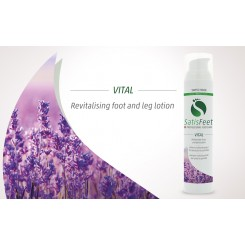 SatisFeet Vital Lotion