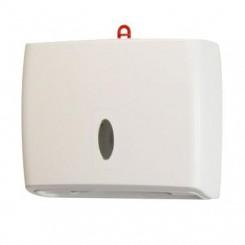 Dispenser Håndklædeark Pristine Lille Plast Hvid