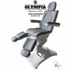 Olympia Patientstol med 4 motorer