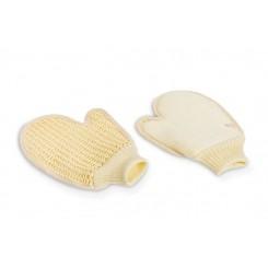 PINO massage handsker af sisal