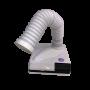 Støvsuger til negle støv med LED-belysning