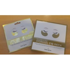 BG eye patch collagen/guld