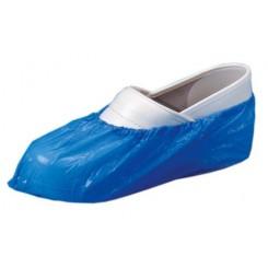 Skoovertræk blå, pk.af 100 stk.