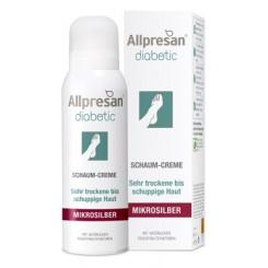 ALLPRESAN® DIABETIC 10% MIKROSØLV 125 ML.