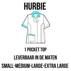 """Kittel """"HURBIE"""" med 1 lomme"""