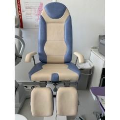 Gharieni PLS Podo XP Patientstol med 2 motorer inkl. rund stol