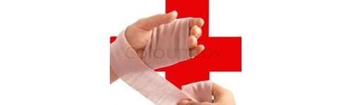Forbindstoffer/bandage